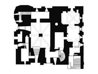 Inspiration, Grundriss schottisches Turmhaus um 1500:   von amreinherzig
