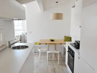Cocinas minimalistas de Formaementis Minimalista