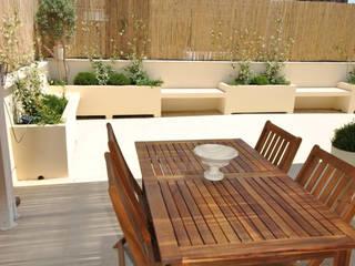 Balcones y terrazas minimalistas de Formaementis Minimalista