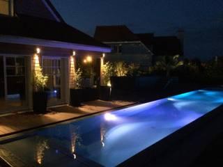 Modern Pool by NO B.O ARCHITECTURE Modern