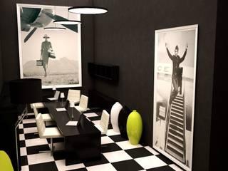 Офис туристического агенства:  в . Автор – PROTOTIPI architects