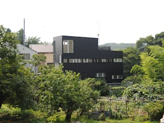 House of Nanakuniyama Modern houses by 株式会社小島真知建築設計事務所 / Masatomo Kojima Architects Modern