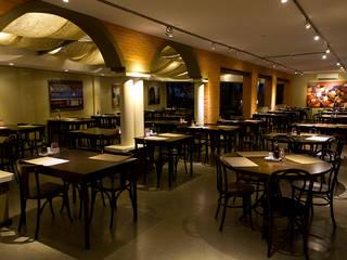 Mediterranean style gastronomy by RICARDOTRAMONTINA.ART Mediterranean