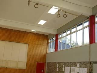 Sporthallenbeleuchtung von KANDEM Leuchten GmbH Klassisch