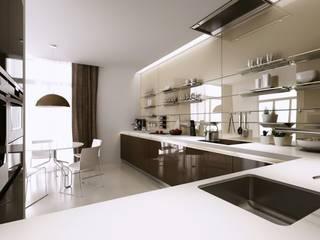 مطبخ تنفيذ Hattendorf GmbH