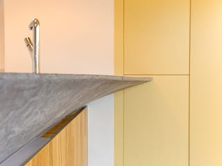 3rdskin architecture gmbh KitchenBench tops