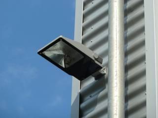 Außenbeleuchtung:  Geschäftsräume & Stores von KANDEM Leuchten GmbH