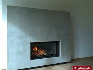 Soutschek Ofenfeuer Living roomFireplaces & accessories