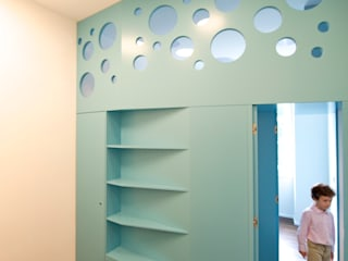 3rdskin architecture gmbh BedroomWardrobes & closets