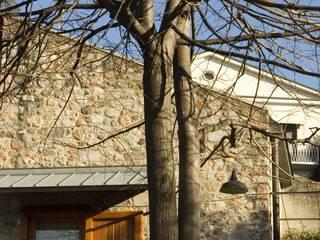 Varese - Ristrutturazione villa privata Casa rurale di Studio Franco Segre Rurale
