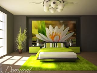Photo wallpapers in bedroom de Demural Moderno