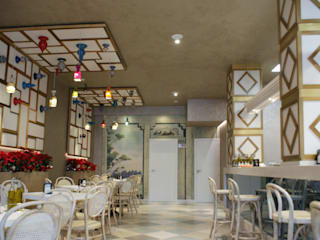 moreandmore design Eclectic style gastronomy