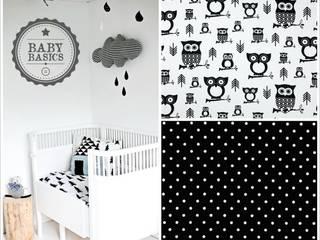 INSPÍRATE Y CREA TU PUF BABYBASICS de BabyBasics Moderno