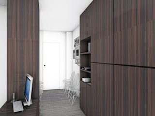 Office buildings by EVA MYARD interior, Modern