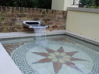 Mosaic pool od Barry Holdsworth Ltd