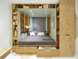 Dormitorios infantiles de estilo  de INT2architecture