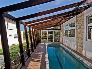 Espaço do Traço arquitetura Pool