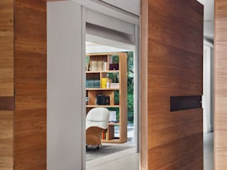 Modern Windows and Doors by Gisele Taranto Arquitetura Modern