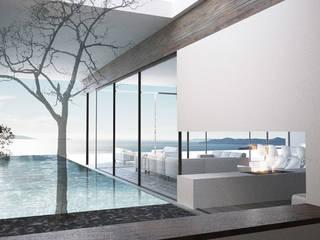 منازل تنفيذ Wen Qian ZHU Architecture