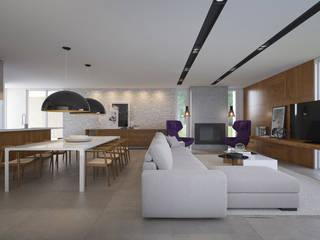 Ideia1 Arquitetura Modern houses