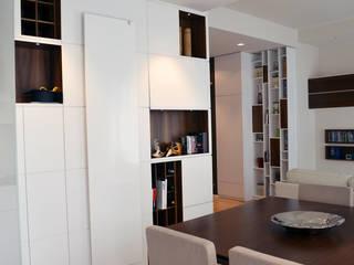 Comedores minimalistas de Studio Sabatino Architetto Minimalista