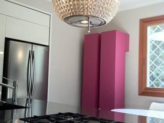 Progetto cucina Cucina moderna di Lorenzo De Grada Moderno