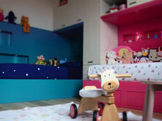 Dormitorios infantiles de estilo  de Studio Sabatino Architetto