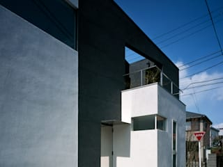 Eclectic style houses by 筒井紀博空間工房/KIHAKU tsutsui TOPOS studio Eclectic