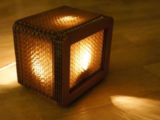 light cube  (175x145x125mm): YUBILEE의 현대 ,모던