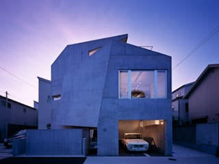 caverna: 筒井紀博空間工房/KIHAKU tsutsui TOPOS studioが手掛けた家です。