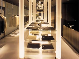 MEN'S Boutique DINO Shigeo Nakamura Design Office オフィススペース&店