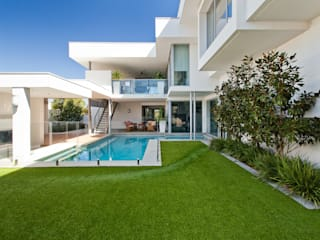 LATEST PROJECTS Modern houses by Putragraphy Modern