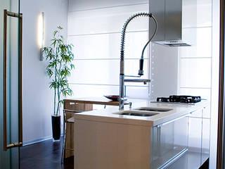 Studio Sabatino Architetto Minimalistische Küchen