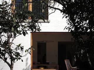 Réhabilitation et extension d'une maison de ville à Lyon Maisons modernes par Gerald Lafond architecte Moderne
