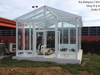Enda Yapı – kış bahçesi:  tarz