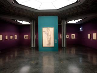 Bucerius Kunst Forum Klassische Museen von Hamburg Design GmbH Klassisch