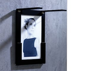 Picture Table (wall attached) step to fold it down:   von IvyDesign