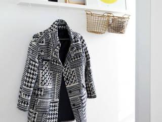 Projekty,  Garderoba zaprojektowane przez Kristina Steinmetz Design, Nowoczesny