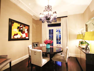 London Townhouse Sala da pranzo moderna di Perfect Integration Moderno