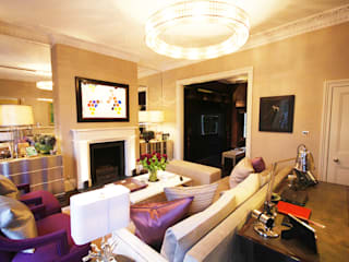 London Townhouse : modern Living room by Perfect Integration