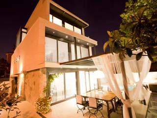 Islas Marquesas: Exteriores Jardines de estilo minimalista de IPUNTO INTERIORISMO Minimalista