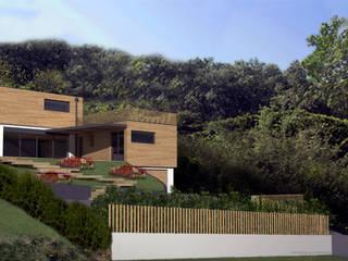 La maison dans son environnement: Maisons de style de style Minimaliste par amazing architectures