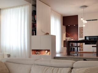 Comedores modernos de Studio Sabatino Architetto Moderno