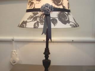 Lampe modèle chapeau :  de style  par Kréative Déco