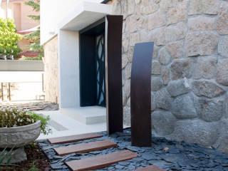 Murs & Sols rustiques par IPUNTO INTERIORISMO Rustique