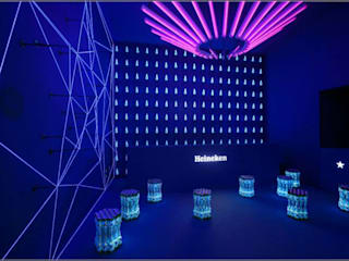Bar for Heineken by studio deFORM Modern