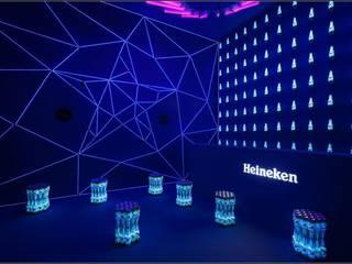 Bar for Heineken bởi studio deFORM Hiện đại