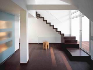 Appartementumbau in Taunusstein Moderne Wohnzimmer von Anne.Mehring Innenarchitekturbüro Modern