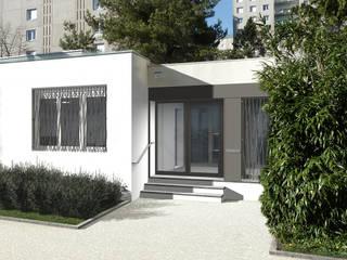 POINT ACCUEIL LES SOURCES - 69130 ECULLY par idar architectes urbanistes