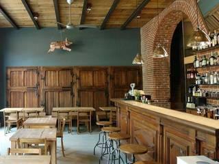 Ristorante Rebelot Milano: Negozi & Locali commerciali in stile  di SBG architetti